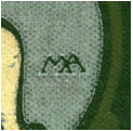 Margaret Armstrong monogram