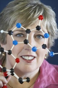 "Pr.Margaret Brimble, New Zealand. Laureate 2007 For Women in Science Award, L'Oreal-UNESCO, Asia/Pacific. ""For her contributions to the synthesis of complex natural products, especially shellfish toxins.&"